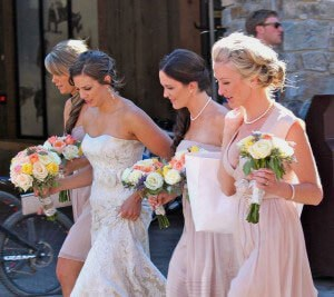 what-to-wear-with-bridesmaid-dresses